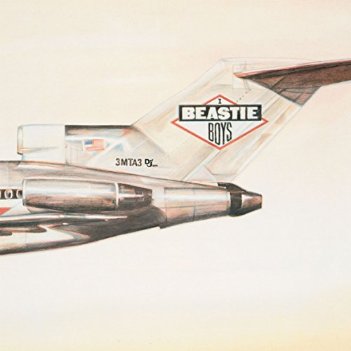 Album Art for Licensed to Ill by Beastie Boys
