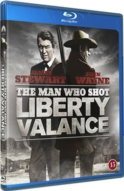 El hombre que mató a Liberty Valance / The Man Who Shot Liberty Valance (Blu-Ray)