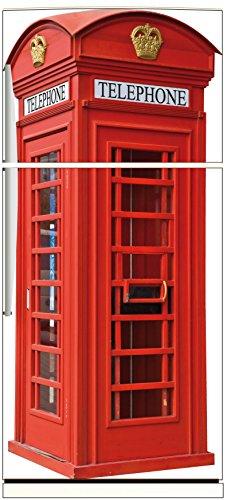 per-cucina-frigo-motivo-cabina-telefonica-inglese-60x170cm