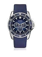 Guess Reloj de cuarzo Unisex W90070G2 Azul 47 mm