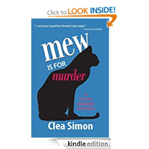 Mew is for Murder: A Theda Krakow Mystery (Theda Krakow Series)