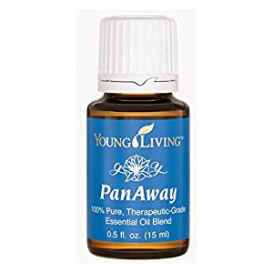 Amazon.com : Young Living Pan Away Essential Oil 15 ml ...