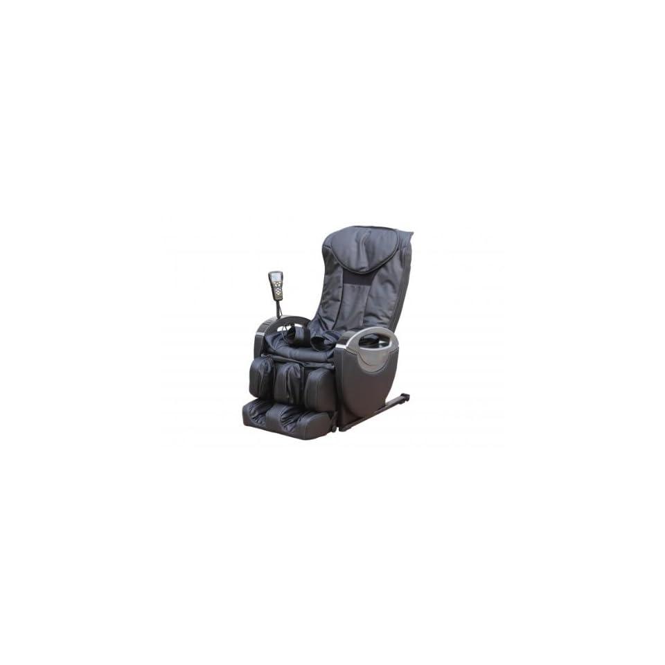 New Full Body Shiatsu Massage Chair Recliner w/Heat Stretched Foot