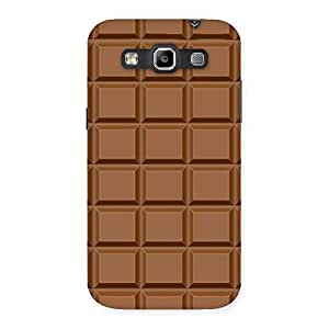 Delighted Chocolate Class Print Back Case Cover for Galaxy Grand Quattro