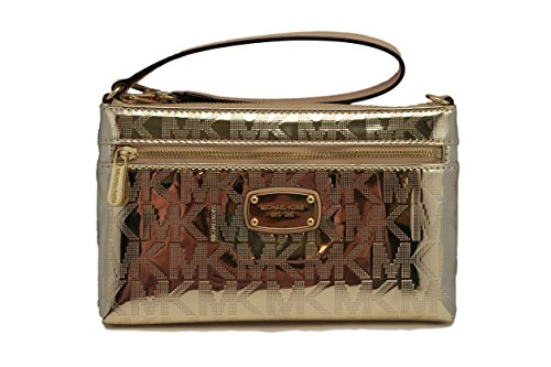 michael-kors-jet-set-large-mirror-metallic-pale-gold-wristlet-bag