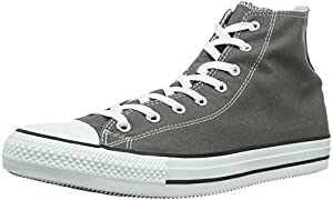 Converse AS Hi Can charcoal 1J793, Unisex-Erwachsene Sneaker, Grau (charcoal), EU 39 (US 6)