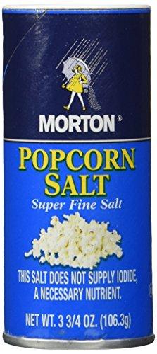 Morton popcorn salt 3.75-oz (Salt Popcorn compare prices)