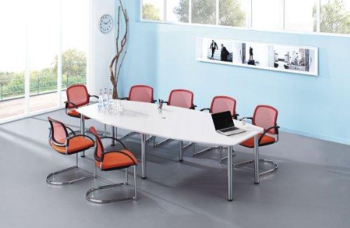 Hammerbacher-Konferenztisch-fr-10-Personen-mit-6-Chromfen-KT2