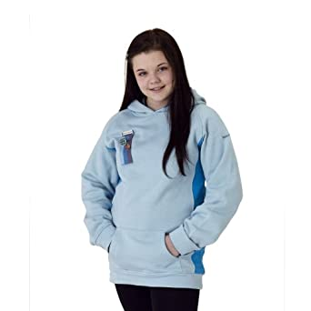 senior section young leader womens hoodie official girl