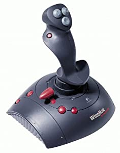 Logitech WingMan Interceptor 9-Button Joystick