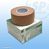 Elastic Fabric Strapping Tape 2.5cm x 4.5m