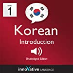 Learn Korean with Innovative Language's Proven Language System - Level 1: Introduction to Korean: Introduction Korean #2 |  Innovative Language Learning