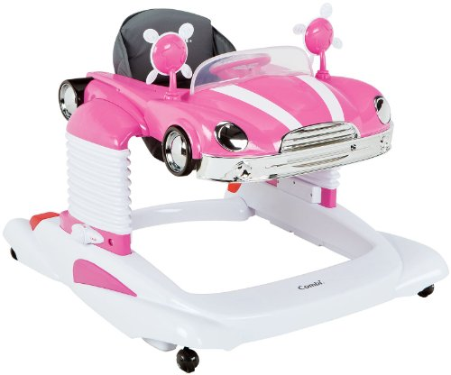 Combi All-in-One Mobile Entertainer, Pink