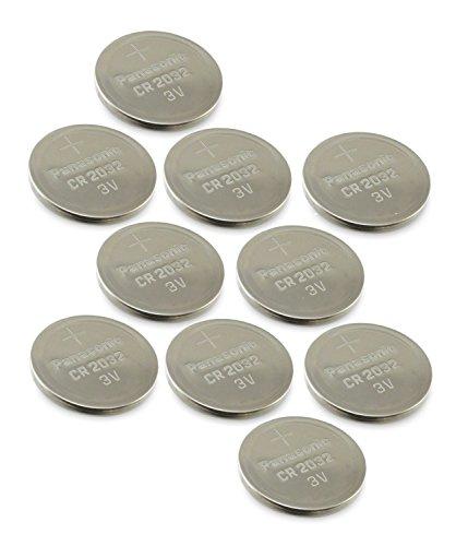 4-pcs-Panasonic-Cr2032-3v-Lithium-Coin-Cell-Battery-Dl2032-Ecr2032