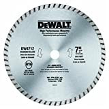 Dewalt Accessories 7in. Abrasive Blade DW4712B - Pack of 10 [DIY & Tools]