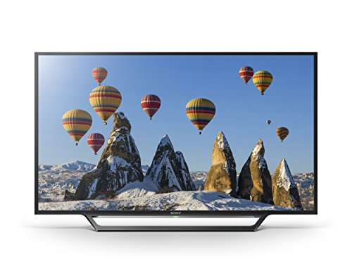 Sony Bravia KDL32WD603 32 inch HD Ready Smart TV (2016 Model) (Freeview, HDD Rec and USB Playback)