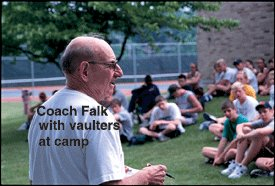Buy Everything Track and Field Come to Pole Vault Practice DVD by Everything Track and Field
