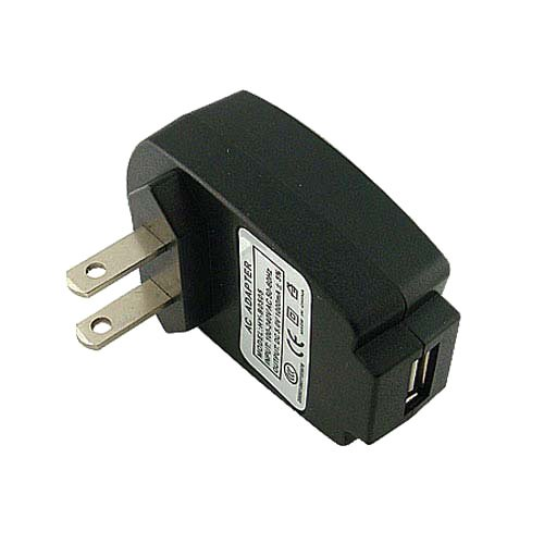 iShoppingdeals - USB AC Wall/Home Charger for Apple iPod Classic 80GB 120GB 160GB