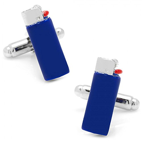 Blue Lighter Cufflinks