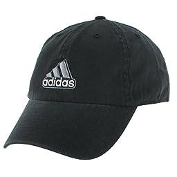 adidas Men\'s Ultimate Cap, Black/Grey, One Size