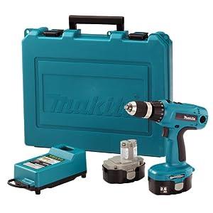 Makita 6347dwde 18-volt nimh cordless drill/driver