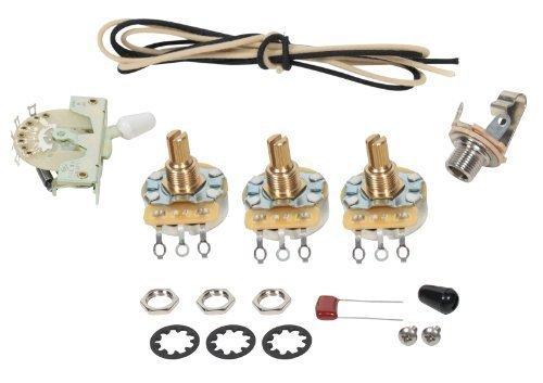 Fender Stratocaster Strat 5-way Wiring Kit - CRL Switch ... on fender deluxe wiring, fender super switch wiring, fender guitar schematics, fender pickups guide, fender tbx circuit, fender telecaster wiring, fender humbucker wiring, strat wiring, fender hss wiring, fender bass wiring, fender squier wiring, fender pickup wiring, fender broadcaster wiring, fender 5 position switch wiring, hofner bass wiring, fender esquire wiring, fender wiring diagrams, p-bass wiring, fender showmaster wiring, fender cyclone wiring,
