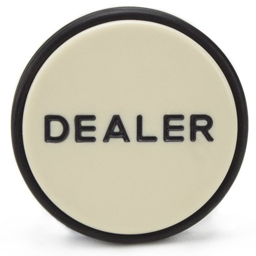 Buy Brybelly, Casino Grade Poker Dealer Button Puck - Large 3 Inch Diameter!