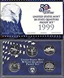 1999-S State Quarter Proof Set