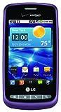 LG Vortex Android Phone, Purple (Verizon Wireless)