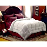 Pacific Coast® Medium Warmth Comforter King 104x89 Inch 36oz