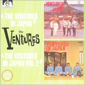 The Ventures - Ventures In Japan/Ventures In Japan, Vol. 2 - Zortam Music