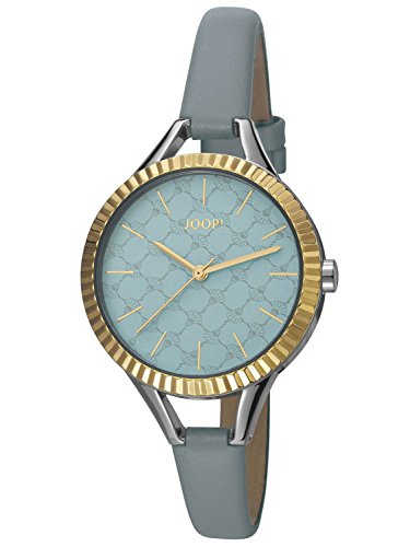 Joop! Time wear donna-Orologio da polso al quarzo in pelle JP101872002