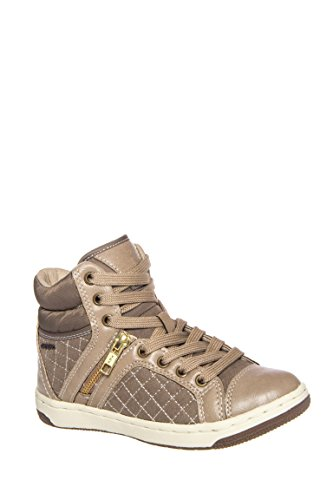 Girl's Jr Creamy High Top Sneaker