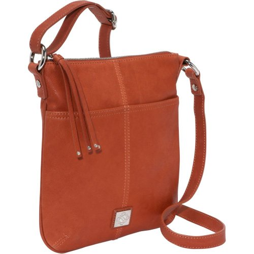 Piazza Gia Crossbody Terra Cotta