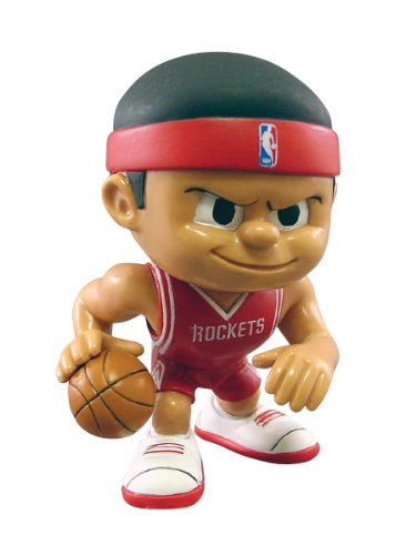 Lil' Teammates Houston Rockets Playmaker NBA Figurines (Rockets Merchandise compare prices)