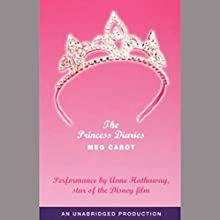 The Princess Diaries: The Princess Diaries Volume 1 Audiobook by Meg Cabot Narrated by Anne Hathaway