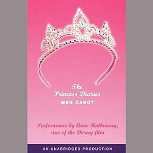 The Princess Diaries Hörbuch