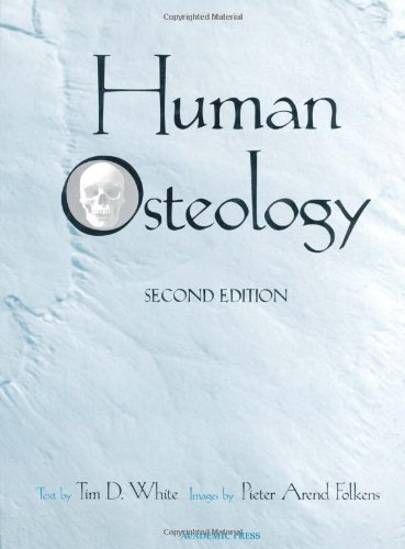 Human Osteology, Second Edition