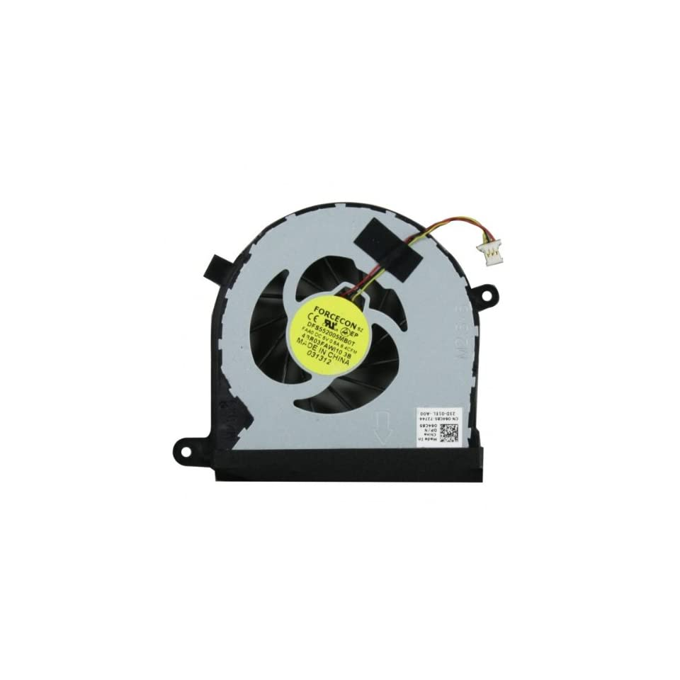Eathtek Replacement Laptop CPU Cooling Fan For Dell Inspiron 17R N7110 64C85 series