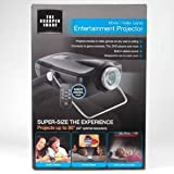 Sharper Image Entertainment Projector