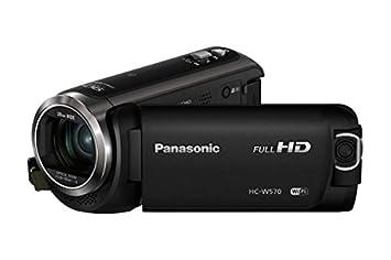 Panasonic HC-W570 Camescopes Classique 1080 pixels Zoom Optique 50 x 2.51 Mpix