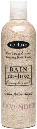 De-Luxe BAIN Foaming Body Scrub Lavender 17 ozB00008CMRB