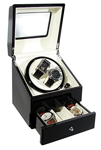 ckb-ltd-deluxe-automatic-watch-winder-with-double-watch-box-with-drawer-4-timer-modes-premium-silent