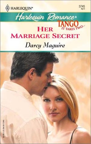 Image for Her Marriage Secret  (Tango)