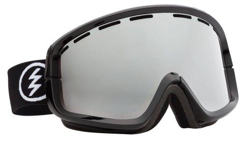 Electric EGB2 Snow Goggle, Gloss Black, Bronze/Silver Chrome