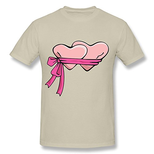 Ruifeng Men'S Valentines Clipart T-Shirt