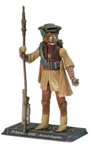 Star Wars - The Saga Collection - Basic Figure - Princess Leia Boushh Disguise