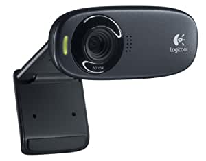 LOGICOOL ウェブカム HD画質 120万画素 C310