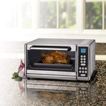 top 10 best toaster ovens in 2018 reviews dodaweb. Black Bedroom Furniture Sets. Home Design Ideas