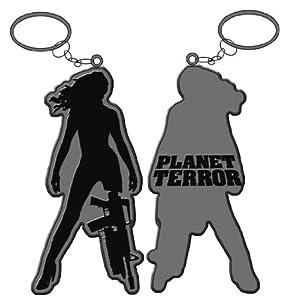 Grindhouse Planet Terror Cherry Keychain Schlüssel
